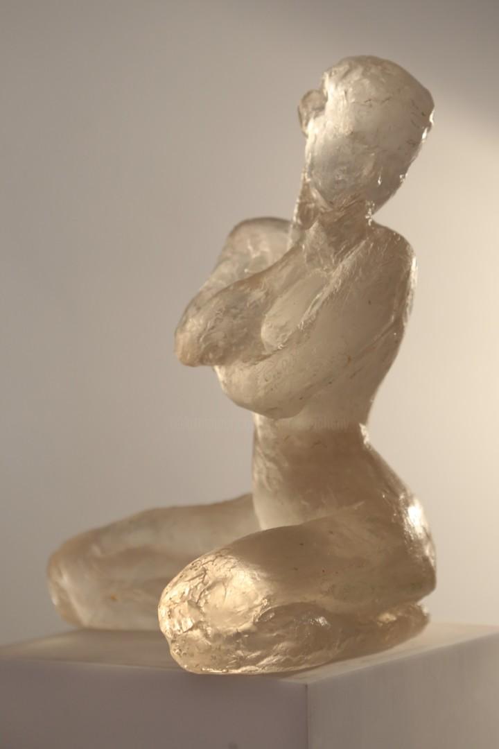 Jean Pierre Picheny - Alessia pensive lampe
