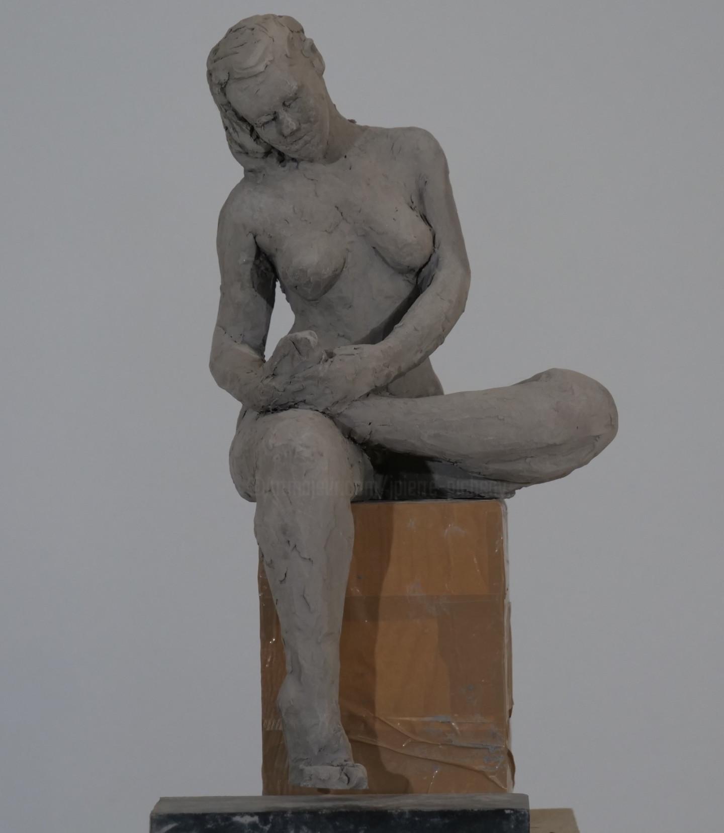 Jean Pierre Picheny - Esquisse n°8
